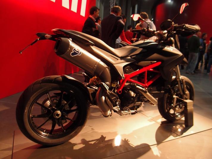 Ducati Hypermotard Hyperstrada