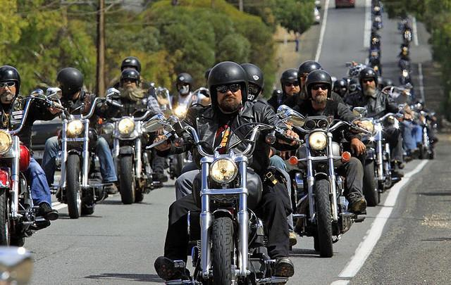 Tell them you're a biker and this is what they'll imagine