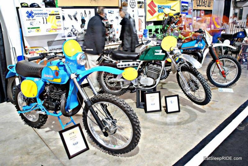 A seldom seen 170cc Bultaco Frontera from 1978