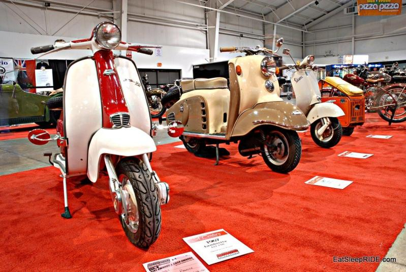 Vintage Vespa