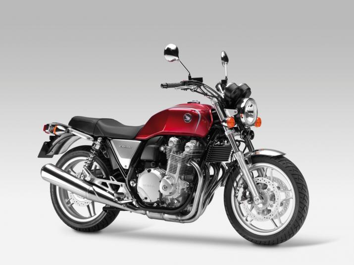 2013 Honda CB1100 - right front quarter view