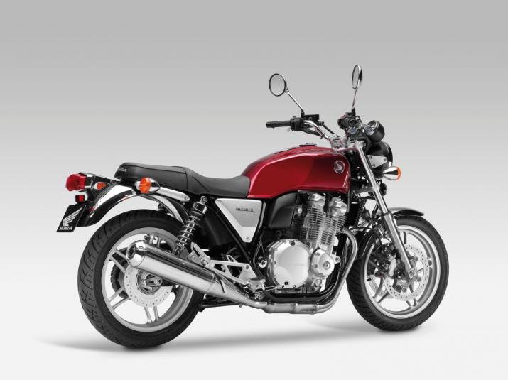 2013 Honda CB1100 - right rear quarter view