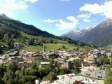 Bormio, Italy Panoramic