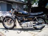 1974 Norton 850 Commando Interstate