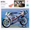 Honda NSR 250 Grand Prix card