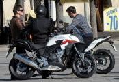 New Honda 500s spied in Italy