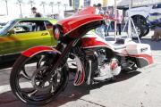 Custom bikes at the Sema Show 2012