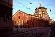 Santa Maria delle Grazie, Milan, Italy
