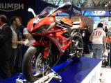 The New Triumph Daytona 675