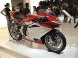 MV Augusta F4 Looking Beautiful in Milan