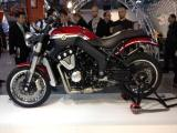Horex VR6 Roadster at EICMA in Milan