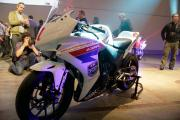 Honda CBR500R in European Junior Cup form