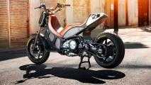 Hyper Modified Yamaha TMAX by Roland Sands Deisgn