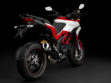 2013 Ducati Multistrada 1200 S Pikes Peak - rear quarter view