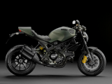 2013 Ducati Monster Diesel - right view