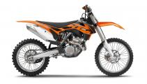 2013 KTM 250 SX-F - right side view