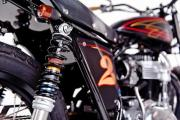 Garage Project Motorcycle's Street Tracker - sidecovers
