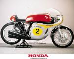Mike Hailwood's RC181