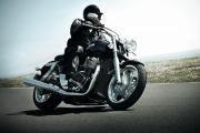 2013 Triumph Thunderbird - in action