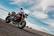 2013 Triumph Speed Triple - in action