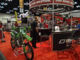 Indy Dealer Expo - Not many people here