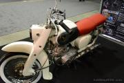 Honda Dream - Indianapolis Motorcycle Show - left side view