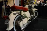 Honda Dream - Indianapolis Motorcycle Show -rear quarter  view