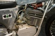 1973 Penton Mudlark at Indianapolis Motorcycle Show - engine right side
