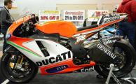 Ducati Desmosedici GP13 – Nicky Hayden #69 MotoGP - left side view