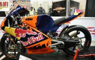 KTM  M32 250cc  Sandro Cortese #11 MotoGP - left side view