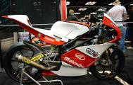 Mahindra 250cc – Danny Webb #99 Moto3 - right side view