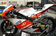 Mahindra 250cc – Danny Webb #99 Moto3 - left side view