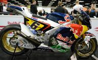 Honda 1000cc - Stefan Bradl #6 MotoGP - right side view