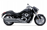 2013 Suzuki Boulevard M109R - right side view