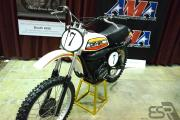 1975 Can-Am Motocrosser - left quarter view