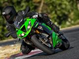 2013 Kawasaki Ninja ZX-6R - in action