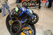 2011 TreMoto 3Z1 Leaning Trike - view from top