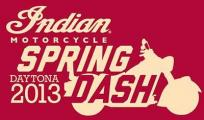 Indian Motorcycle Spring Dash - March 16 - Daytona International Speedway
