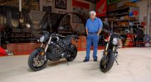 Jay Leno and Brammo Empulse