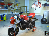 Building a GSX-R From scratch