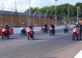 Starting grid Rd#2, Race #1