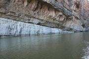 Santa Elena Canyon - Rio Grande River