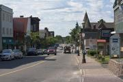 Downtown Amherst, Nova Scotia