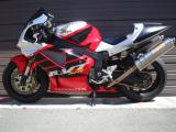 Honda RVT1000R in red/black/white