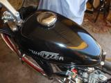 1948 Whizzer Replica Build - whizzer fuel tank