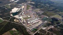 Circuit of the Americas - view from above
