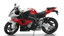 2013 BMW S1000RR - left side view