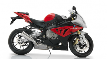 2013 BMW S1000RR - right side view