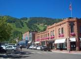 Downtown Aspen Colorado