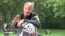 AMA board member and actor, Perry King, motorcycle awareness month video